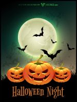 Halloween Free Vector by vecree