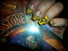 Nail Art 52 by charmedpiper12