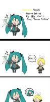 Vocaloid Parody: Ievan Polkka3 by Itchy-Hands