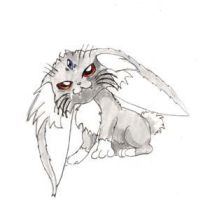 my evil cabbit by the-evil-cabbit