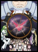 Code Geass: Wheel of Fortune by ardensia