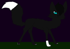 Scourge leader of bloodclan by coolmlpfangirl450