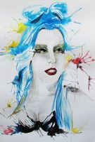 Lady Gaga by Tammy--J