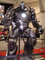 LIFESIZE IRON MONGER by anaheim-420