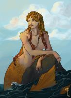 Mermaid by LauraTolton