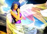 Angel of the Nile Redux by falsedelic
