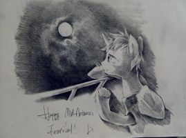 Happy Mid Autumn Festival! by lililioon