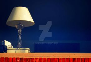 The Lonely Lamp by kukikid