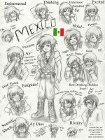 Hetalia: Mexico by chi171812