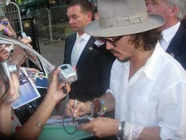 Johnny depp London by Missy-Sparrow