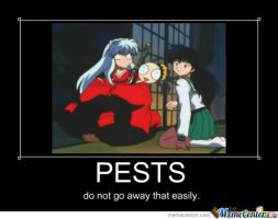 Pests by InuyashaObsessed