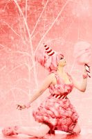 Cotton Candy Couture -3 by LuxCostumeDesign