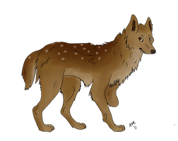 Fawn by Allimonty