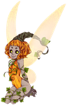 [CPS] Pumpkin Fairy by DeathatSunrise