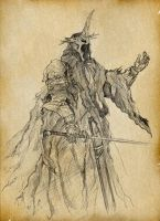 Morgul-The Witch King by ge12ald