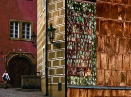 Prague Walls by Asetskaya