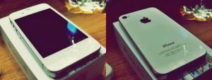 Iphone 4S 16GB by TheDeadStare
