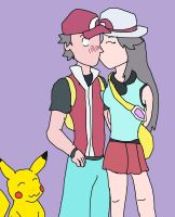 TVnGames request - Pokekiss by SuperSaiyanCrash