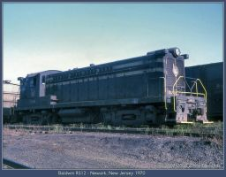 Baldwin RS12 by classictrains