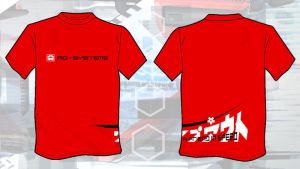 WipEout HD AG-Systems t-shirt by ollite20