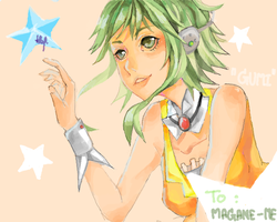'AT'GUMI by XhilariousX