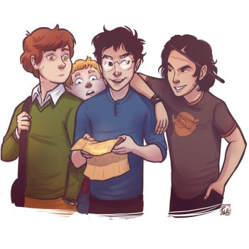 The Marauders  by BehindtheVeil