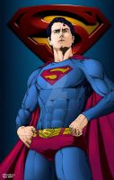 Superman Returns 2 by pauloskinner