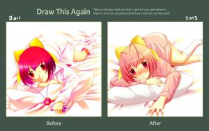 Draw this again : Kanon by jacky5493