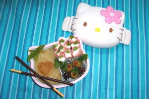 my third bento by LaFoi