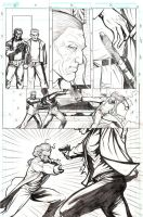 My crap pencils on a test page by RNABrandEnt