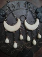 wiccan Blessing pendants by Restyler