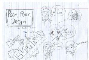 Poor Poor Deryn by Michiru-chan23