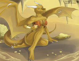 Anthro Calender 2014 - May by Ulario