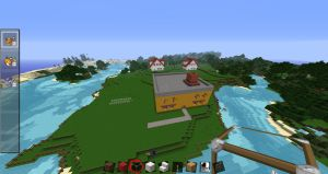 Pixelmon Pallet Town Halfway Done by The-Macattack