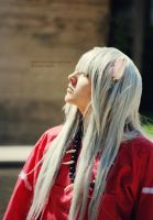 Inuyasha: Looking around by KoiCos