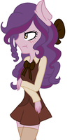 Regal Violet 'You're all such idiots-' by WaterFireMlp