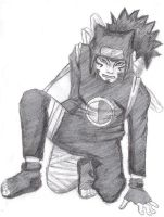 Kankuro Loves Teh Fans by TroyBlue