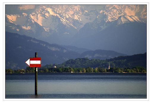 Lake Constance - Bodensee by tschiffel