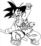 Goku For Gorokai by lovefistfury