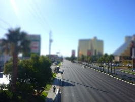 Tilt Shift VEGAS Project 4 by MowCroft