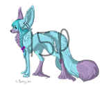 Wolf Adopt: CLOSED by PocketTheDevilFriend