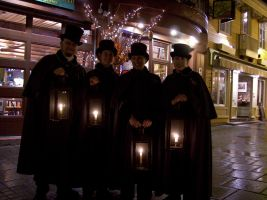 Ghost Tours of Quebec by blindtetra