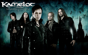 Kamelot - Silverthorn Wallpaper by xandra73