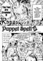 Puppet Spell pg 1 by Nell-Chrome