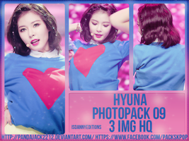 Hyuna (4MINUTE) - PHOTOPACK #9 by LosingWar