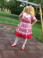 Candy Candy Cosplay 09 by LizCosplay1982