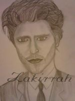 Robert Pattinson.. by Zakirrah
