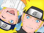 Naruto Throughout the Ages by MusubiKazesaru