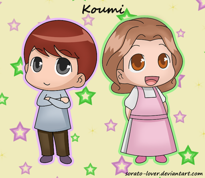 Request - Little-Koumi by sorato-lover