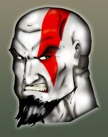 Kratos by bapabst